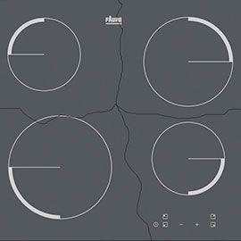 plaque de cuisson lectrique pourquoi la plaque est tach e ou fissur e sos accessoire. Black Bedroom Furniture Sets. Home Design Ideas