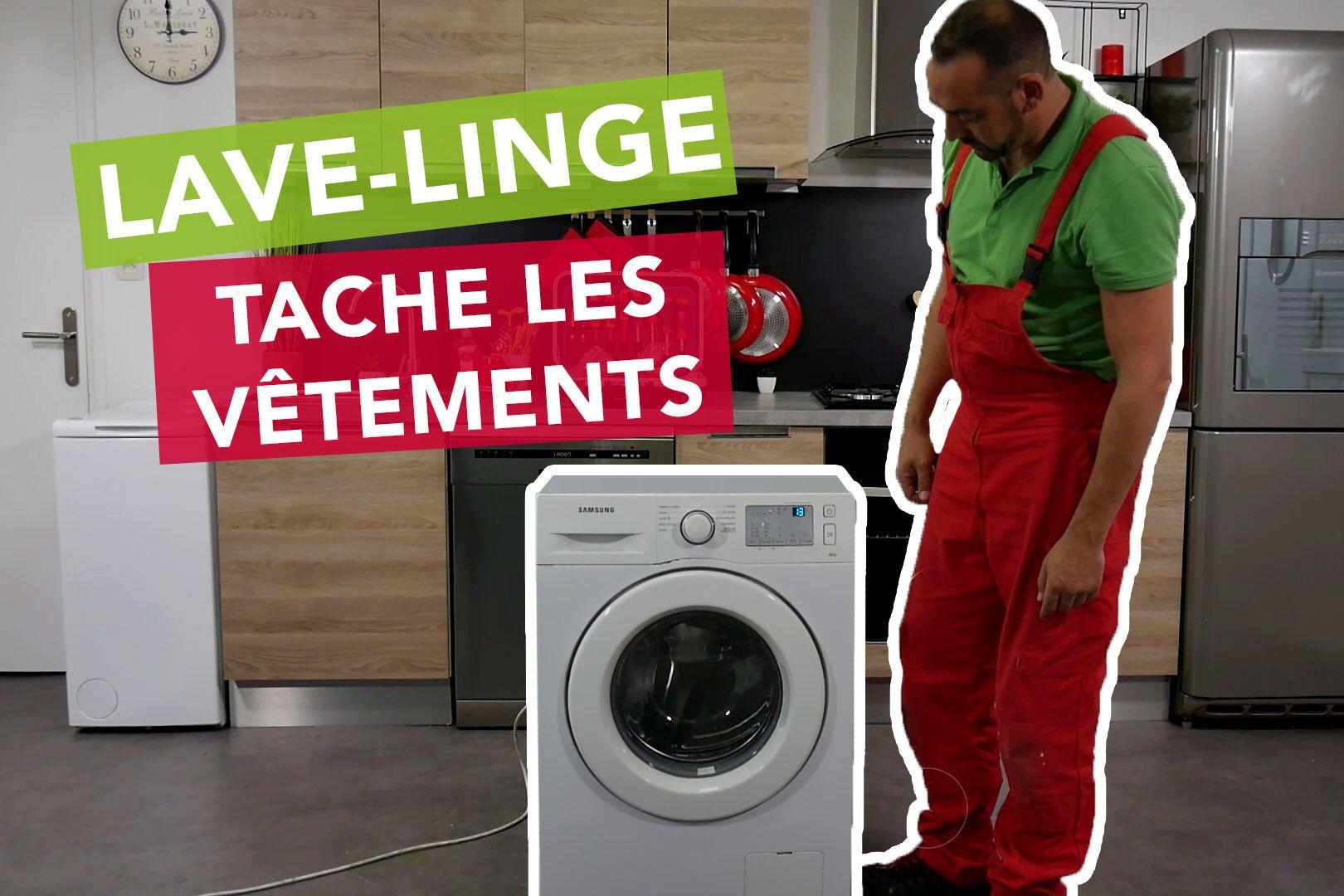 Comment Nettoyer Un Lave Linge Encrassé pourquoi le lave-linge tâche les vêtements ? - sos accessoire