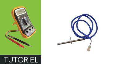 Comment tester la sonde de température de votre four ?