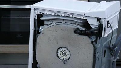 Comment changer les ressorts de cuve d'une machine à laver le linge ?