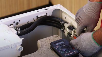 Comment tester l'electrovanne de votre lave-linge ?