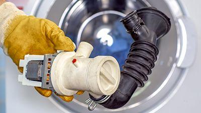 Comment changer la pompe de vidange d'un lave-linge ?
