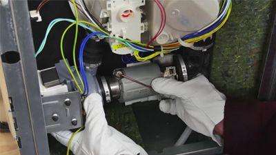 Comment changer la résistance d'un lave-vaisselle ?