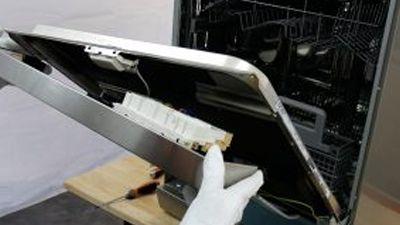 Comment changer la fermeture de porte d'un lave-vaisselle ?