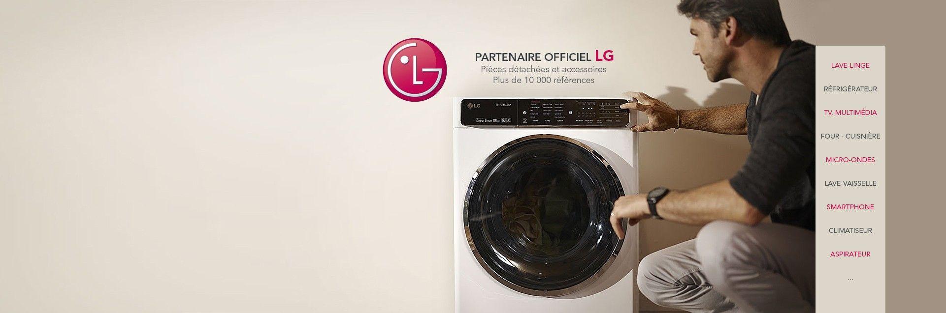 SOS Accessoire est partenaire officiel LG
